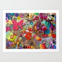 Vintage Yarn & Thread by foxfires