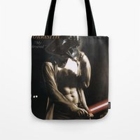 "arsenal Tote Bags featuring Morrisith ""My Arsenal"" by Ant Atomic"
