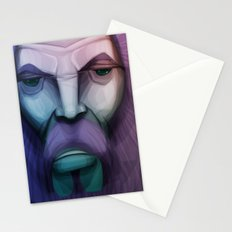 old wizard Stationery Cards