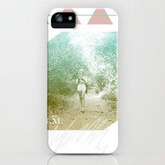 M.M. Collage Slim Case iPhone (5, 5s)