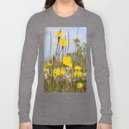 Seaside flora Long Sleeve T-shirt