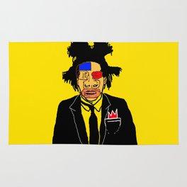 Jean Michelle Basquiat Rug
