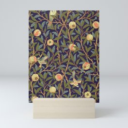 William Morris Bird And Pomegranate Mini Art Print