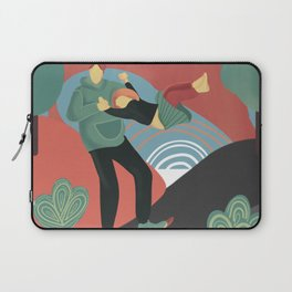 Summer skateboarding Laptop Sleeve