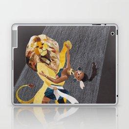 The Lion Tamer Laptop & iPad Skin