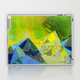 Love You to the Mountains and Back Collage Laptop & iPad Skin