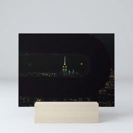 Empire State Building Mini Art Print