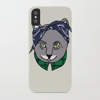 archer iPhone & iPod Cases featuring Archer by YEAH RAD STOKED