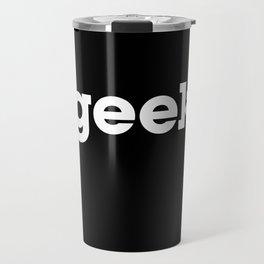 Geek Travel Mug