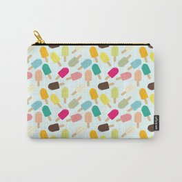 Popsicle Pattern Carry-All Pouch