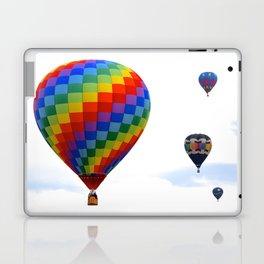 albuquerque sky Laptop & iPad Skin
