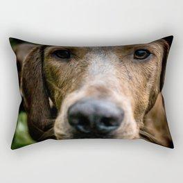 Fox Hound Rectangular Pillow