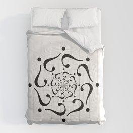 Conundrum Vortex  Comforters