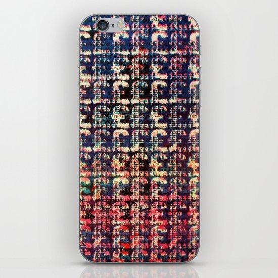 Lb. iPhone & iPod Skin