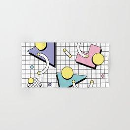 Memphis Pattern 26 - 80s - 90s Retro / Geometric Hand & Bath Towel