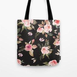 Pink flowering in the dark I Tote Bag