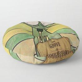 Filiberiddo from Jupiter (Trumpet) Floor Pillow
