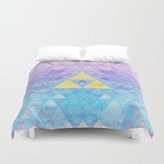 Zelda Geometry Duvet Cover