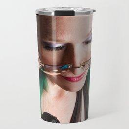 Music Photography - Homage to PRINCE Travel Mug