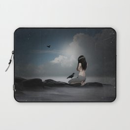 solitary confinement  Laptop Sleeve