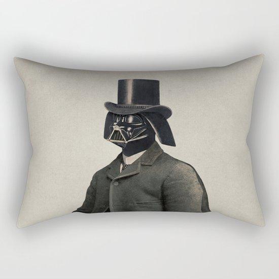 Lord Vadersworth  - square format Rectangular Pillow