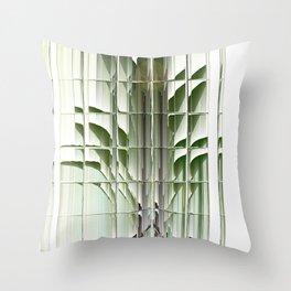 Hortus Throw Pillow