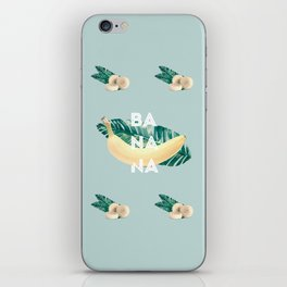 BANANA iPhone Skin