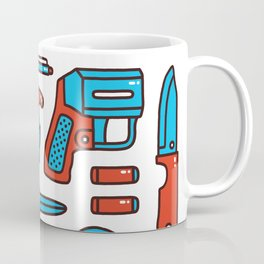 Street weapons Coffee Mug