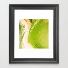 Abstract painting II Framed Art Print