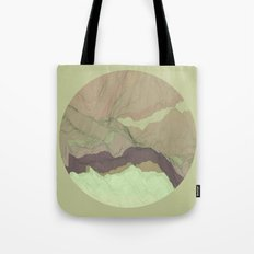 TOPOGRAPHY 003 Tote Bag