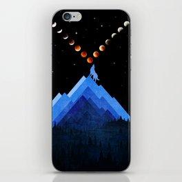 Festival of Moon iPhone Skin
