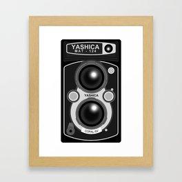 Yashica Mat-124 Framed Art Print