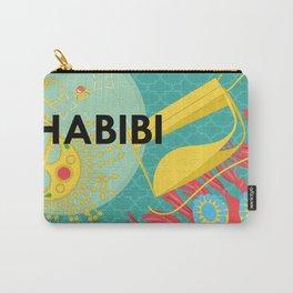 Emirati Treasures (English Habibi) Carry-All Pouch