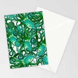 Riptide_weeds Stationery Cards