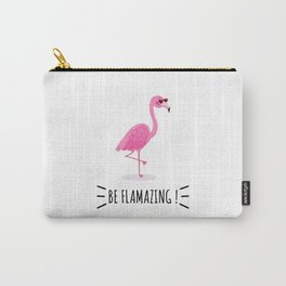 Be Flamazing Carry-All Pouch