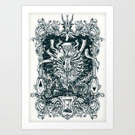 Babylon Art Print