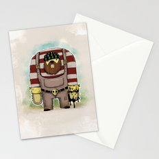 Twoody Stationery Cards
