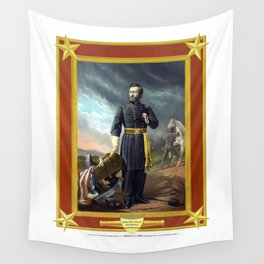General Grant -- Civil War Wall Tapestry