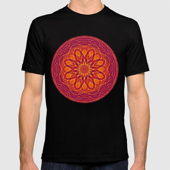 Kaleidoscope Sphere T-shirt