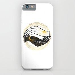La Lune Spell iPhone Case