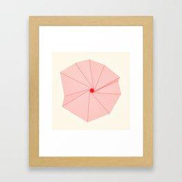 Array 1 Framed Art Print