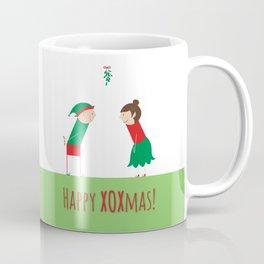 Happy XOXmas Coffee Mug