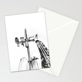 Little Wheels Stationery Cards