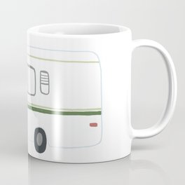 Retro RV Camper Motorhome Coffee Mug