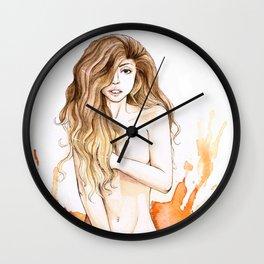 LG for V-Mag. Wall Clock