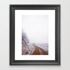 Promenade Framed Art Print