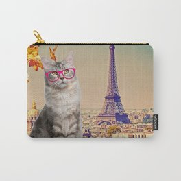 Louie in Paris Carry-All Pouch
