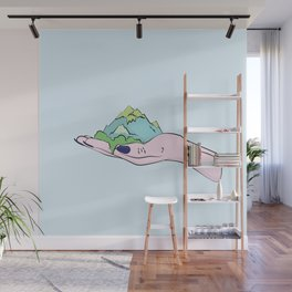 The Earth Is In Our Hands Wall Mural