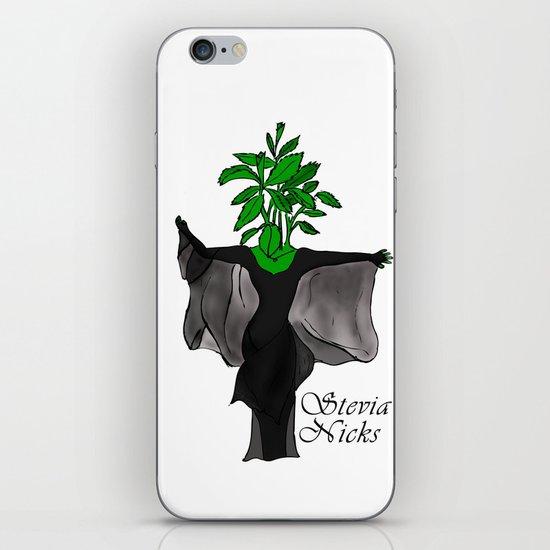 Stevia Nicks iPhone & iPod Skin