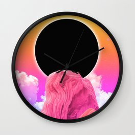 Now more than ever Wall Clock